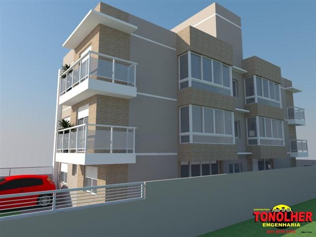 Apartamento - Gravatai - 2 Dormitórios