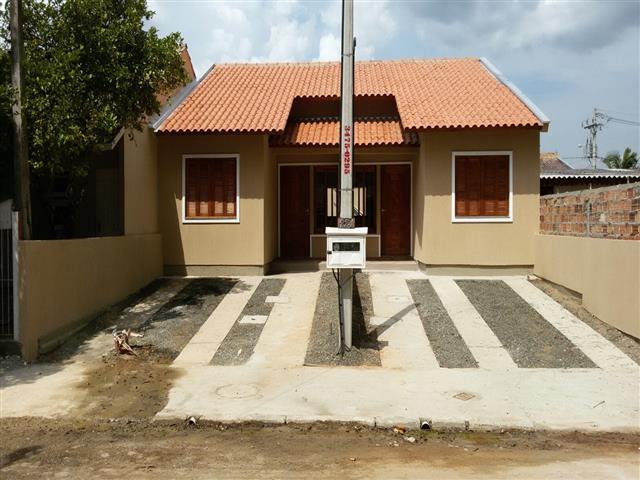 Casa De Alvenaria - Cachoeirinha - 2 Dormitórios