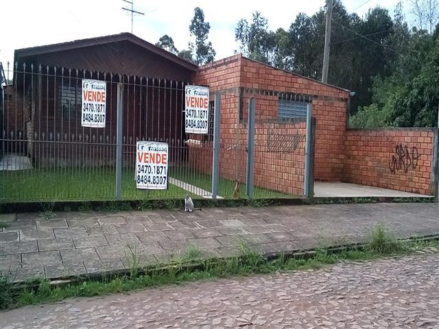Casa Mista - Cachoeirinha - 3 Dormitórios